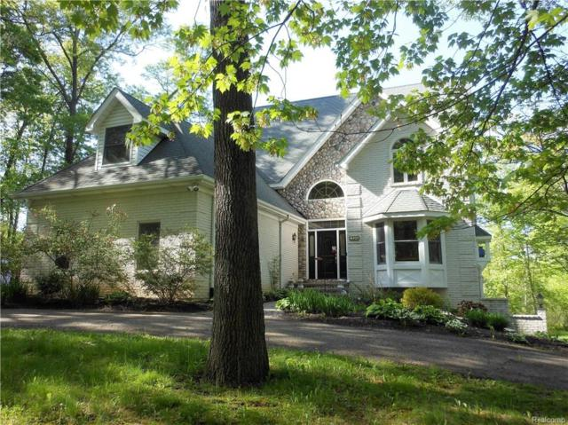 1324 Lake Jason Drive, White Lake Twp, MI 48386 (#218046025) :: RE/MAX Classic