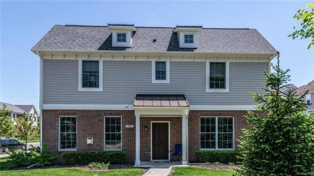 371 Daisy Square Parkway, Plymouth, MI 48170 (#218046026) :: RE/MAX Classic