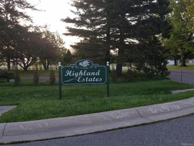 A2 Highland Drive, Imlay City, MI 48444 (#218046054) :: RE/MAX Classic