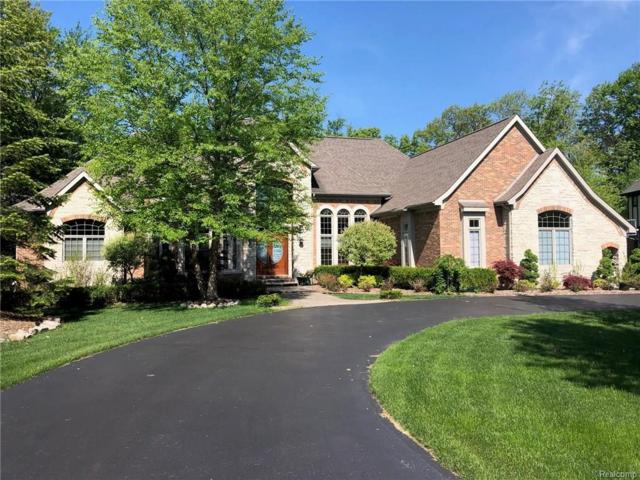 7115 Oak Ridge Court, Independence Twp, MI 48346 (MLS #218046186) :: The Toth Team