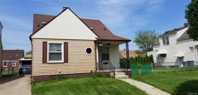 4805 Helen Street, Dearborn, MI 48126 (#218046209) :: Duneske Real Estate Advisors