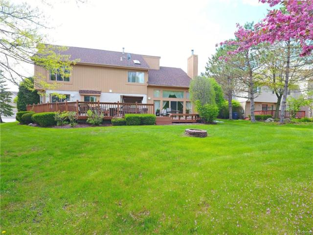 7143 Timberview Trail E, West Bloomfield Twp, MI 48322 (#218046243) :: RE/MAX Classic