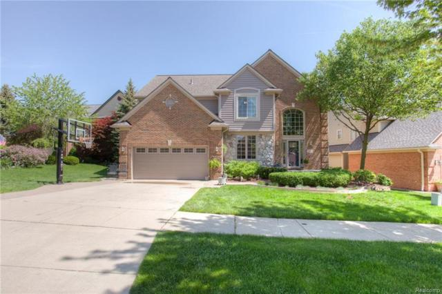 50840 Chestwick Court, Plymouth Twp, MI 48170 (#218046265) :: RE/MAX Classic