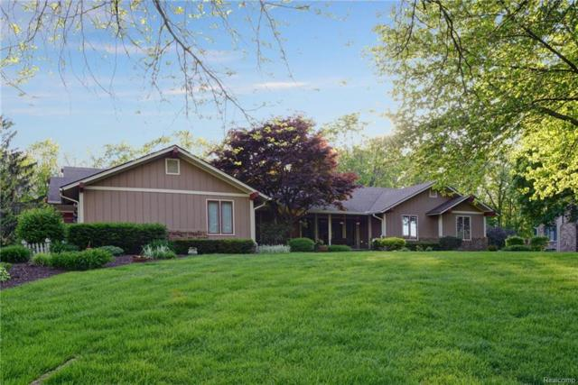 5310 Glenway Drive, Genoa Twp, MI 48116 (#218046302) :: The Buckley Jolley Real Estate Team