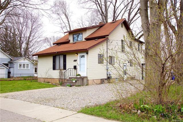 610 E Washington Street, Howell, MI 48843 (#218046358) :: The Buckley Jolley Real Estate Team