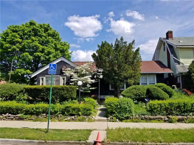 8800 Arcadia Street, Detroit, MI 48204 (#218046372) :: RE/MAX Classic