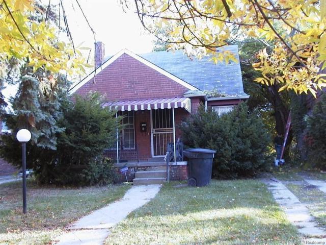 8661 Beechdale Street, Detroit, MI 48204 (#218046376) :: RE/MAX Classic