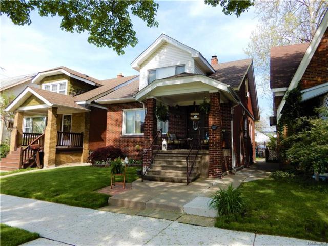 7454 Williamson Street, Dearborn, MI 48126 (#218046383) :: RE/MAX Vision