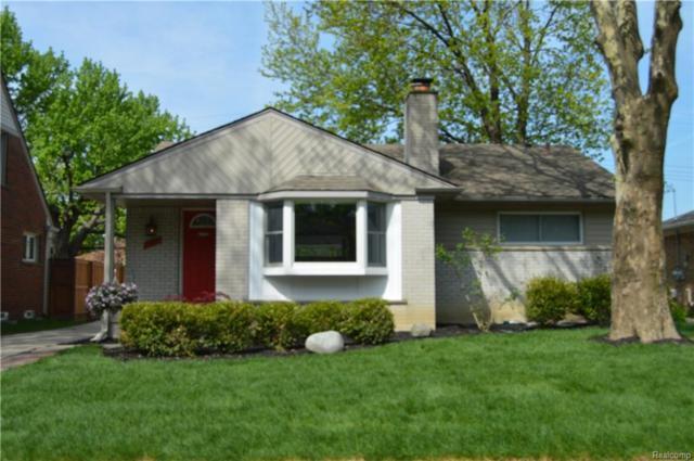 2603 Woodland Avenue, Royal Oak, MI 48073 (#218046396) :: RE/MAX Classic