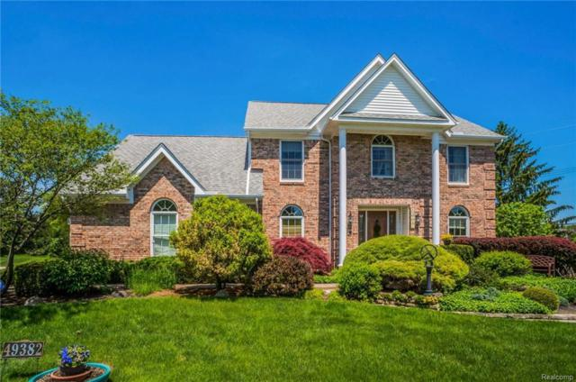 49382 Plum Tree Drive, Plymouth Twp, MI 48170 (#218046408) :: RE/MAX Classic