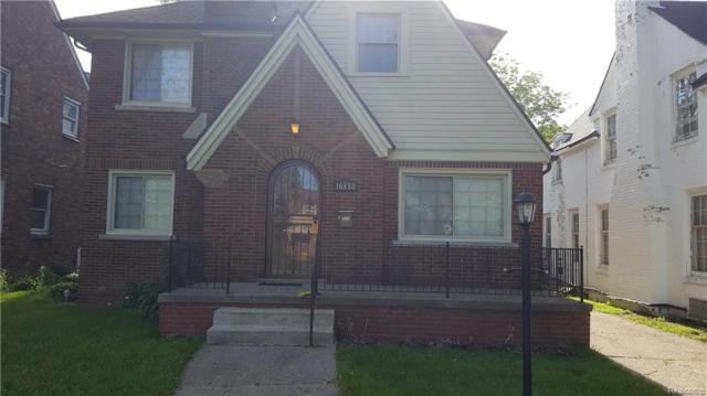 16880 Westmoreland Road, Detroit, MI 48219 (#218046413) :: RE/MAX Classic
