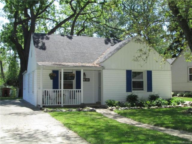 42439 Parkhurst Road, Plymouth Twp, MI 48170 (#218046423) :: RE/MAX Classic