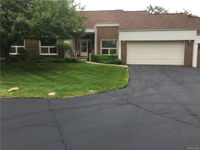 5264 Simpson Lake Road, West Bloomfield Twp, MI 48323 (#218046529) :: RE/MAX Classic