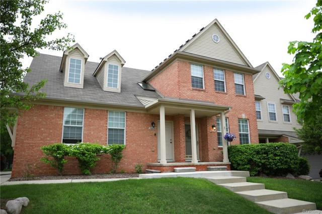 56643 Longhorn Drive, Shelby Twp, MI 48316 (#218046561) :: The Buckley Jolley Real Estate Team
