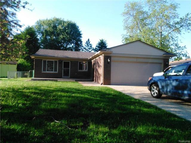 33712 Stocker Street, Farmington Hills, MI 48335 (#218046563) :: RE/MAX Classic