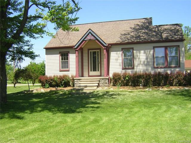 905 E Huron River Drive, Van Buren Twp, MI 48111 (#218046569) :: The Buckley Jolley Real Estate Team
