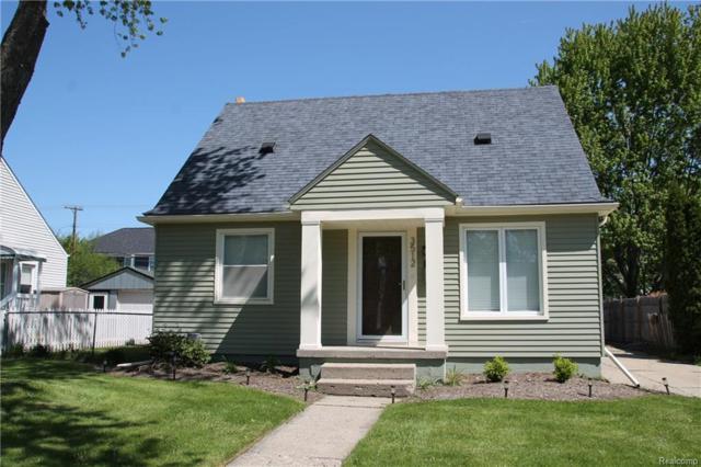 3512 Normandy Road, Royal Oak, MI 48073 (#218046575) :: The Buckley Jolley Real Estate Team