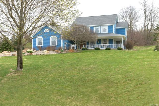 8183 Sashabaw Ridge Drive, Independence Twp, MI 48348 (#218046587) :: RE/MAX Classic