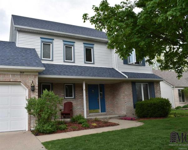 365 Ave De Lafayette, Monroe, MI 48162 (#57003452455) :: The Mulvihill Group