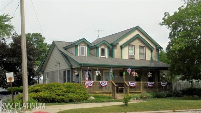 316 Fred W Moore Highway, Saint Clair, MI 48079 (#58031348719) :: The Mulvihill Group