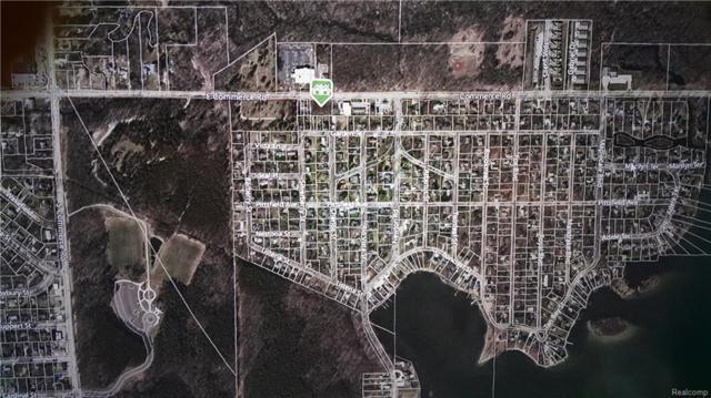 9605 E Commerce, Commerce Twp, MI 48382 (#218046784) :: Duneske Real Estate Advisors