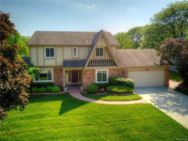 35645 Old Homestead Drive, Farmington Hills, MI 48335 (#218046863) :: RE/MAX Classic