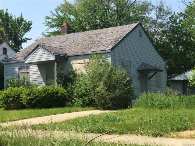 20410 Tireman Street, Detroit, MI 48228 (#218046911) :: RE/MAX Classic