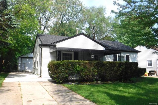 3905 Linwood Avenue, Royal Oak, MI 48073 (#218046947) :: RE/MAX Classic