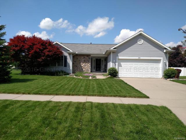 3850 Wynbrooke Drive, Dewitt Twp, MI 48906 (#630000226589) :: The Mulvihill Group