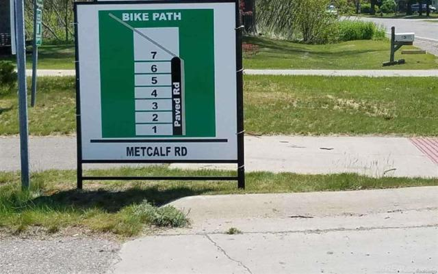 Metcalf, Burtchville Twp, MI 48059 (MLS #58031348841) :: The Toth Team