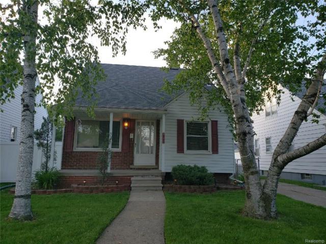 1586 Merrill Avenue, Lincoln Park, MI 48146 (#218047201) :: Duneske Real Estate Advisors