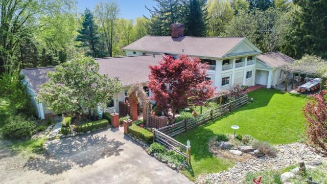 3630 Thornville Road, Metamora Twp, MI 48455 (#218047247) :: Duneske Real Estate Advisors