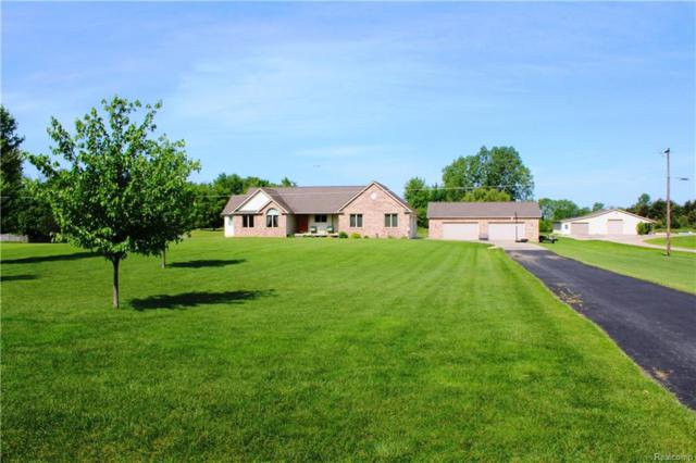 10480 Seymour Road, Gaines Twp, MI 48436 (#218047258) :: The Mulvihill Group