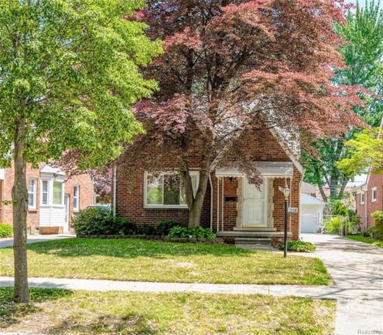 1156 Drexel Street, Dearborn, MI 48128 (#218047474) :: Duneske Real Estate Advisors