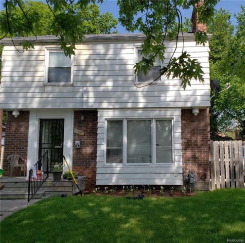 18074 Rutherford Street, Detroit, MI 48235 (#218047589) :: RE/MAX Classic
