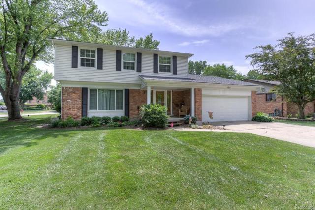 44503 Clare Boulevard, Plymouth Twp, MI 48170 (#218047603) :: Duneske Real Estate Advisors