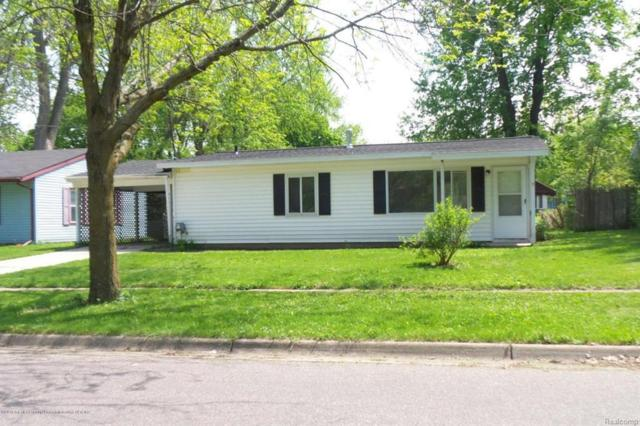 3101 Fielding Drive, Lansing, MI 48911 (MLS #630000226644) :: The Toth Team