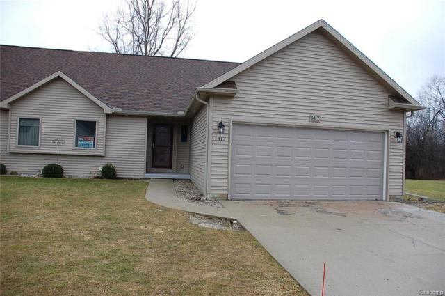 1417 Sunset Boulevard, Mundy Twp, MI 48507 (#218047643) :: RE/MAX Classic