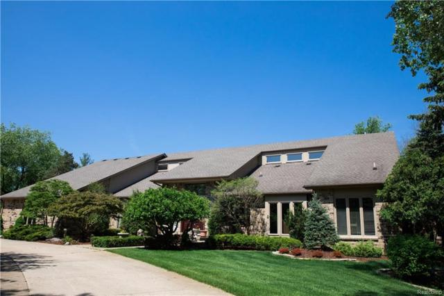 1651 Washington Road, Rochester Hills, MI 48306 (#218047666) :: The Mulvihill Group