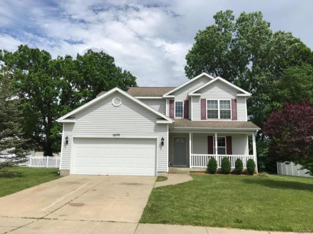 1570 Witherspoon Way, Delhi Charter Twp, MI 48842 (MLS #630000226654) :: The Toth Team