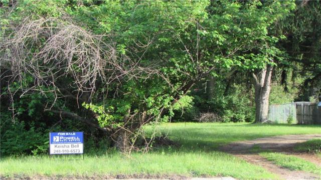 VACANT W Nine Mile Road, Southfield, MI 48075 (#218047771) :: RE/MAX Classic