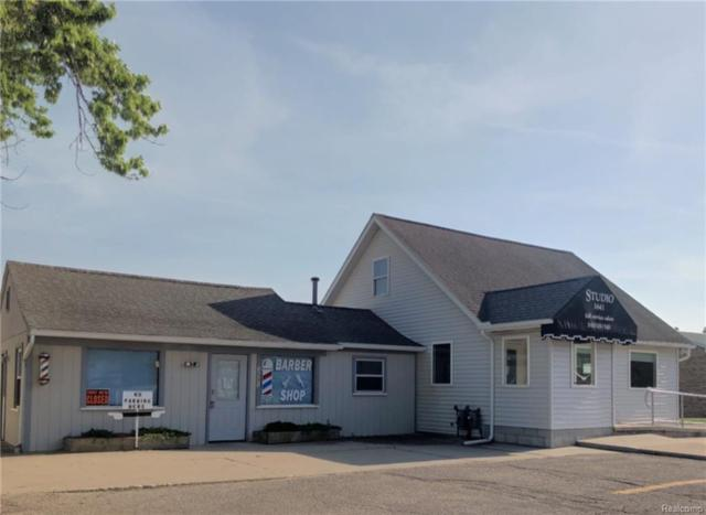 1641 Fred W Moore Highway, Saint Clair, MI 48079 (#218047877) :: RE/MAX Classic