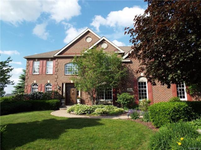 15826 Spyglass Drive, Northville Twp, MI 48168 (#218048037) :: Duneske Real Estate Advisors