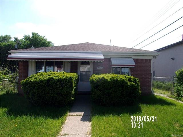 5711 Campbell, Dearborn Heights, MI 48125 (#218048138) :: RE/MAX Classic