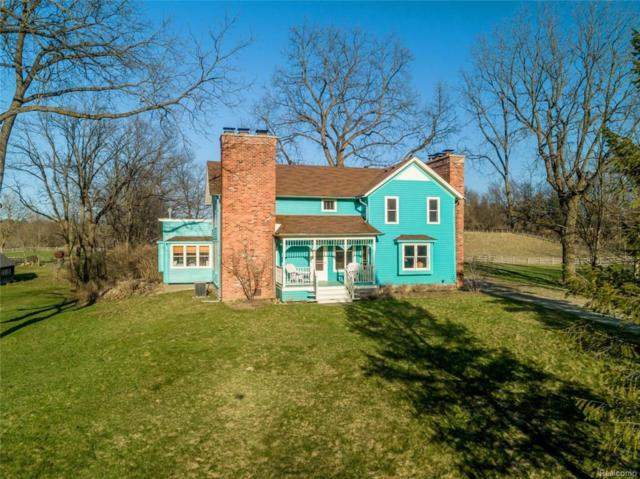 3725 Wilder Road, Metamora Twp, MI 48455 (#218048172) :: Duneske Real Estate Advisors