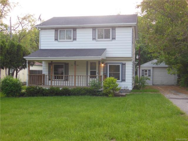 1070 Tecumseh Avenue, Waterford Twp, MI 48327 (#218048226) :: Duneske Real Estate Advisors