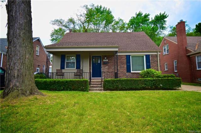 2709 N Wilson Avenue, Royal Oak, MI 48073 (#218048434) :: The Buckley Jolley Real Estate Team