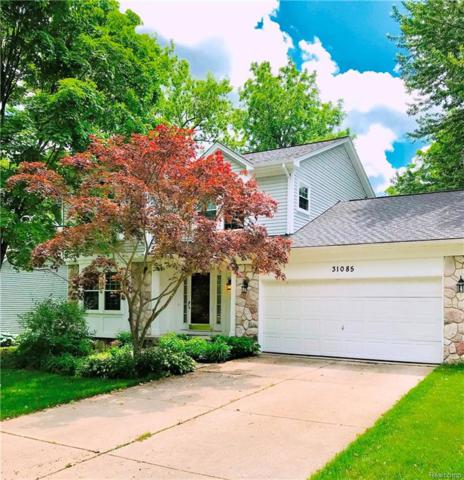 31085 Cedar Creek Drive, Farmington Hills, MI 48336 (#218048490) :: RE/MAX Classic