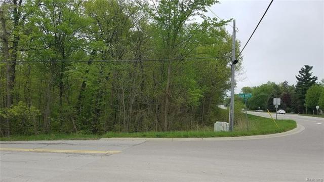 5 Prop. ID's Oak Hill Road, Independence Twp, MI 48348 (#218048549) :: RE/MAX Classic