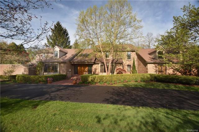 257 Pine Ridge Drive, Bloomfield Hills, MI 48304 (#218048634) :: RE/MAX Classic